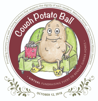 Couch Potato Ball - Gianna Homes | In-Home and Residential Care - Twin Cities